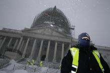 New York travel ban lifted, Washington at standstill after snowstorm