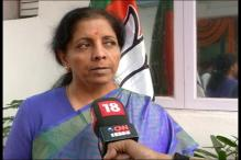 Amit Shah has shown excellent qualities of leadership: Nirmala Sitharaman