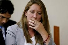 Chile president tearful as daughter-in-law charged for financial irregularities