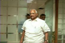 Sharad Pawar admitted to hospital for 'minor kidney problem'
