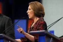 Hillary Clinton cannot become US President: Carly Fiorina
