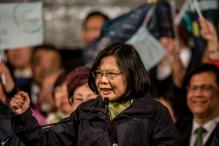 Tsai Ing-wen becomes first female president in Taiwan