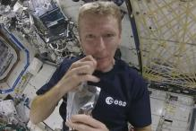 Watch: How astronauts brew coffee in space