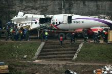 Pilots blamed for 2014 TransAsia crash on Taiwan island
