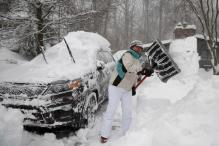 'Snowzilla' casts havoc in US before winding down; kills 18