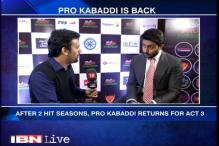 Kabaddi's revival a matter of great pride for all: Abhishek Bachchan