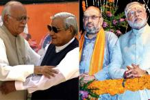 BJP with Vajpayee-Advani past looks at present and future with Modi-Shah