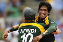 Shahid Afridi welcomes Mohammad Amir's comeback to Pakistan ODI squad