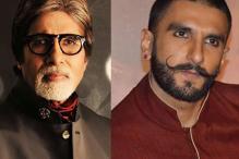 Amitabh Bachchan, Ranveer Singh share Best Actor award, Deepika Padukone bags Best Actor (Female) award