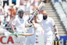2nd Test: Ton-up Hashim Amla stands firm against England on Day 3
