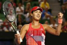 Ana Ivanovic eases into third round at the Australian Open