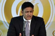 India Likely to Get Anil Kumble As New Coach Today