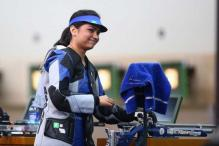 Apurvi Chandela sets a world record to win gold at Swedish Grand Prix
