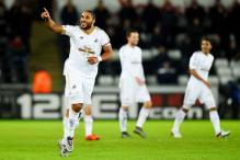 EPL: Swansea beat Watford to move out of relegation zone
