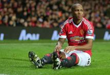 Ashley Young to stay out of action due to groin problem: Louis van Gaal