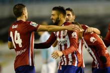 Atletico Madrid beat Celta 2-0, regain Spanish league lead