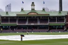 3rd Test: Rain washes out Day 3 between Australia and West Indies