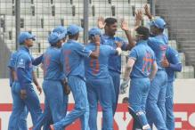 India enter U-19 World Cup quarters after thrashing New Zealand