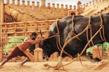 Watch: How the epic bull fight scene featuring Rana Daggubati in 'Baahubali' was actually shot