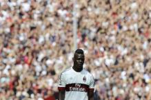 Serie A: AC Milan call up striker Mario Balotelli