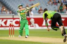 Australia's Big Bash hits the heights