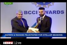 Kirmani conferred with Col CK Nayudu award, Kohli gets Polly Umrigar award