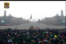 Watch: Beating the Retreat ceremony