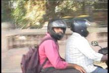 Wearing helmet compulsory for pillion riders in Karnataka from today