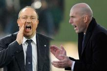 Real Madrid sack Rafa Benitez, appoint Zinedine Zidane as coach