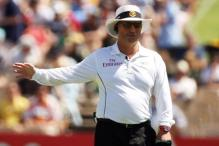English umpire Mark Benson to step down following back surgery