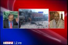 Malda attackers backed by Trinamool Congress, says BJP