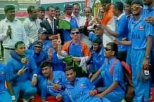 India beat Pakistan by 44 runs to lift Blind T20 Asia Cup title