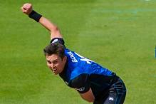 Trent Boult says bouncer blows are 'part of game'