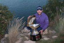 Branden Grace becomes first to defend Qatar Open golf title