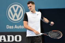 Bernard Tomic apologises after practice court row: report