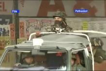 1 suspected infiltrator shot dead along Indo-Pak border in Pathankot, 2 escape