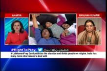 Devendra Fadnavis meets women activists over Shani temple row