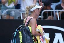 Ousted Caroline Wozniacki laments aiding Yulia Putintseva comeback
