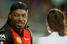 Chris Gayle fined  USD 7000 for attempt to flirt with TV presenter