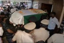 Lt Col E K Niranjan's body brought to Bengaluru, his family says he always wanted to don the uniform