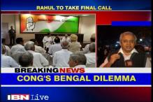 Congress divided over poll strategy for West Bengal: Sources