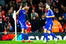 EPL: Chelsea damage Arsenal's title push with 1-0 win