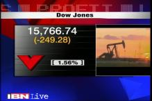 Crude oil price skids lowest in 13 years, markets slump