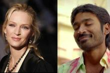 Dhanush 'excited' for his Hollywood debut with Uma Thurman