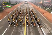 Watch: Army's dog squad return to Rajpath after 26 years