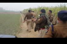 Caught on camera: Ghaziabad Police in gunbattle with robbers