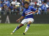 Sampdoria's Eder joins Inter Milan on a two-year loan