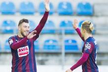 Eibar rout Real Betis 4-0, Granada beat Sevilla in Liga