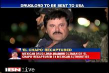 Drug lord 'El Chapo' Guzman to be sent to the US