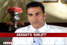 E-Lounge: Akshay Kumar speaks about 'Airlift'